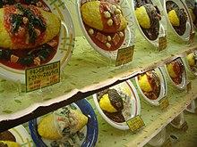 Varietà di piatti a base di Omurice