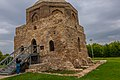 On the territory of Bulgar settlements of the Neolithic, Bronze and Early Iron Age, the Black Chamber is the best-preserved monument from the time of the Bulgar. 2019,08.10 Tatarstan Russia.jpg