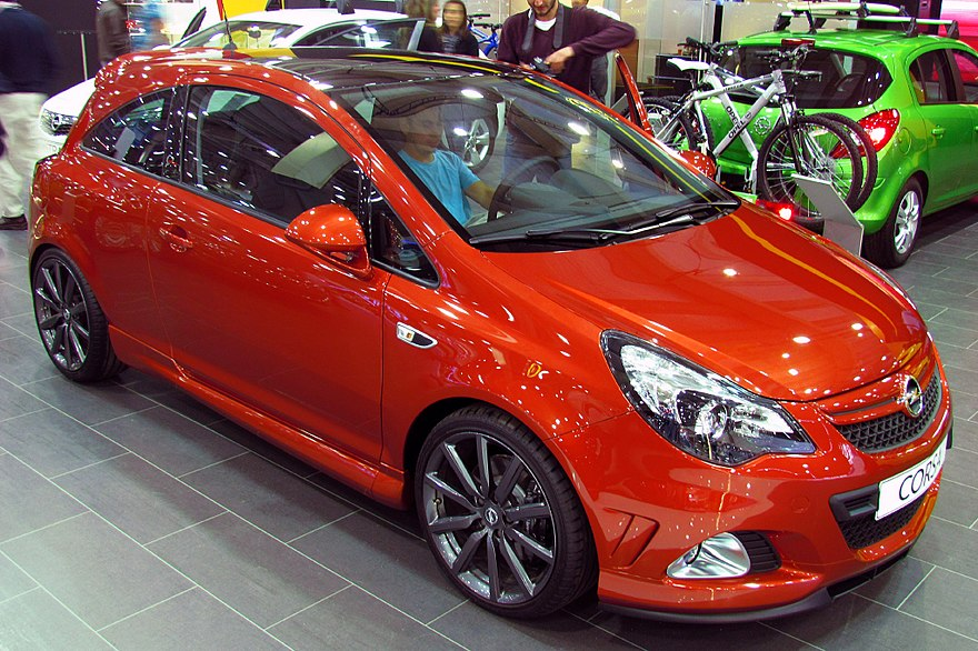 Opel Corsa - The Reader Wiki, Reader View of Wikipedia