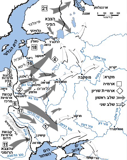 Operation Barbarossa he
