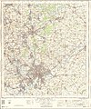 Ordnance Survey One-Inch Sheet 112 Nottingham, Published 1960.jpg