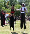 Oregon Country Fair Stilt Pirates.jpg