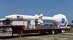 Orion mockup - Kennedy Space Center - Cape Canaveral, Florida - DSC02718.jpg