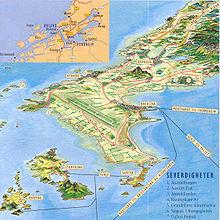 kart over ørlandet Ørland   Wikipedia kart over ørlandet