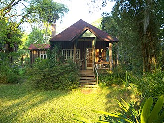 National Register of Historic Places listings in Volusia County, Florida - Image: Ormond Beach Anderson Lodge 1