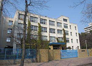 Osaka City Nanko-Minami junior high school.JPG