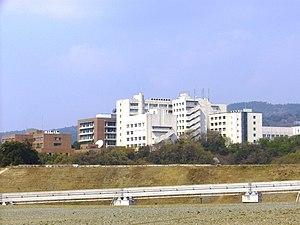 Osaka University of Foreign Studies - Image: Osaka Univ of F S from Saito