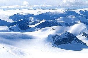 Die Arktische Kordillere auf Ellesmere