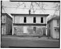 Oscar F. and Cletus Mitchell House, 627-29 Gallagher Street, Springfield, Clark County, OH HABS OHIO,12-SPRIF,23-2.tif