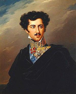 Fredric Westin - Image: Oscar I of Sweden