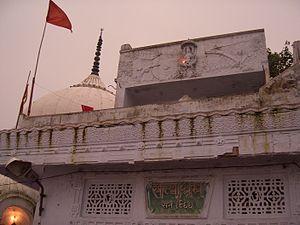 Massacre Ghat - Satya Ashrma Mandir at Satti Chaura Ghat, Kanpur, India