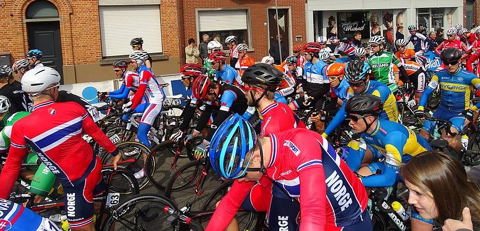 Oudenaarde - Ronde van Vlaanderen Beloften, 11 april 2015 (C29).JPG