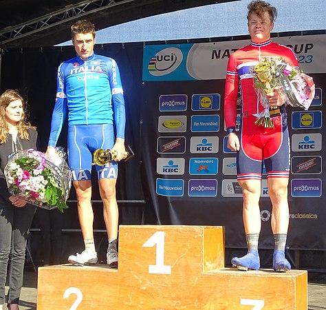 Oudenaarde - Ronde van Vlaanderen Beloften, 11 april 2015 (E09).JPG