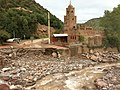 Ourika Valley - road washed out - in the Atlas Mountains, Morocco - panoramio.jpg