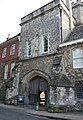 Outer Gate, College Street, Winchester - geograph.org.uk - 1221303.jpg