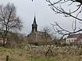 Overijse Kapelleweg znr parochiekerk - 221741 - onroerenderfgoed.jpg