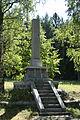Overview of Josef Suk memorial in Křečovice, Benešov District.JPG