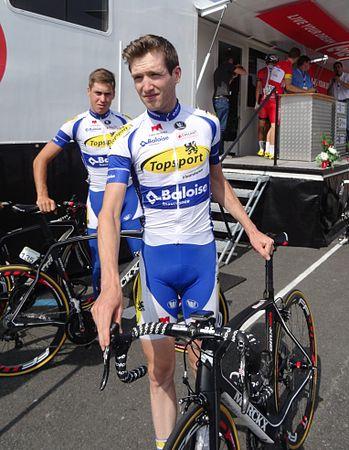 Péronnes-lez-Antoing (Antoing) - Tour de Wallonie, étape 2, 27 juillet 2014, départ (C060).JPG