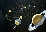 P-15704Ac, Mariner-Jupiter-Saturn 1977 Spacecraft Artwork, 1975.jpg