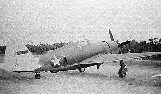 108th Operations Group - Republic P-47D Thunderbolt AAF Serial No. 42-8053.