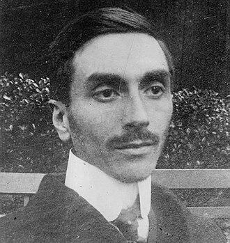 Pierre Boutroux - Image: P. Boutroux circa 1911