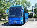P875FMO,ex-Limebourne Volvo B10M - Berkhof Axial coach, Silverline, E17. - Flickr - sludgegulper.jpg