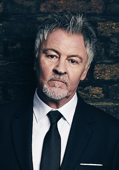 Picture of a band or musician: Paul Young