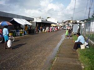 Punta Gorda, Belize - Punta Gorda town market