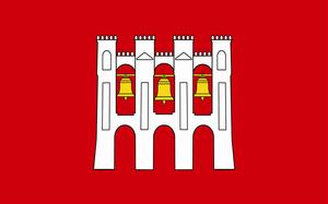 Gmina Rutki - Image: POL gmina Rutki flag