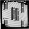 PULPIT WINDOWS, NORTHWEST SIDE - Old Ship Church, 88 Main Street, Hingham, Plymouth County, MA HABS MASS,12-HING,5-22.tif