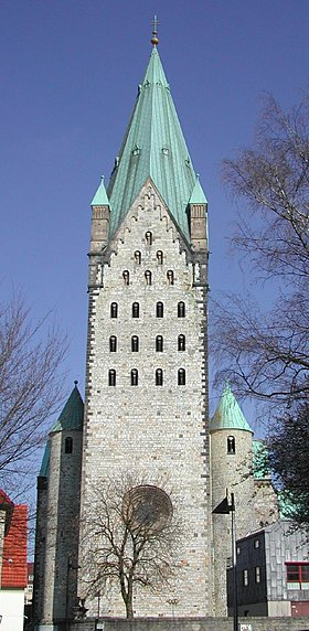 Image illustrative de l'article Cathédrale Saint-Liboire de Paderborn