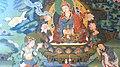 Padmasambhava enthroned with Yeshe Tsogyal.jpg