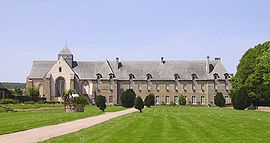 Abbey of Paimpont