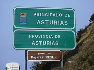 Puerto de Pajares