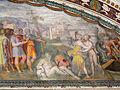 Palazzo Grimani stanza di Apollo affresco lunetta particolare 6.jpg