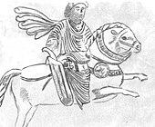 PalmyraParthianCavalryman