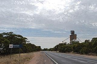 Panitya, Victoria Town in Victoria, Australia
