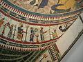 Pannello parietale in opus sectile con las e le ninfe e velum alexandrino, dalla basilica di giunio basso, prima metà del IV sec, 06.JPG