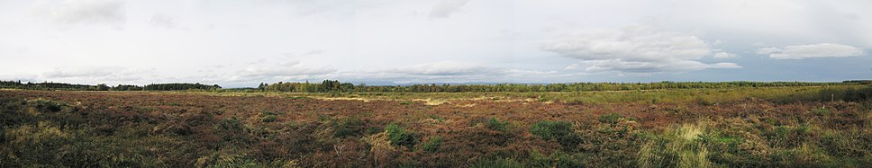Panorama of the Battle of Culloden