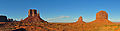 Panorama zoom Monument Valley - USA - Utah - Agosto 2011.jpg