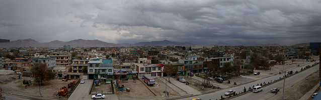 kabul city pics. File:Gul-e-Surkh-Square