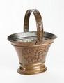 Papperskorg av koppar, 1700-tal - Hallwylska museet - 108597.tif