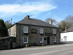 Par, Cornwall - Image: Par Inn