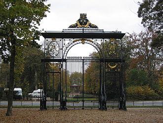 Reims - Paris door, Reims