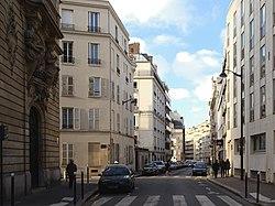 Rue Notre-Dame des Champs