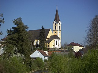 Sankt Georgen an der Gusen Place in Upper Austria, Austria