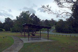 Maudsland, Queensland - Park along Tuxedo Junction Drive, 2016