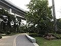 Park near Wenshui Road Station.jpg