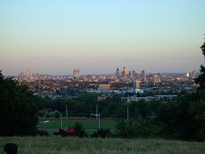 Parliament Hill, London - Image: Parliament Hill, London