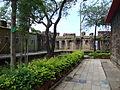 Parvati lakshmi narayan temple way.JPG